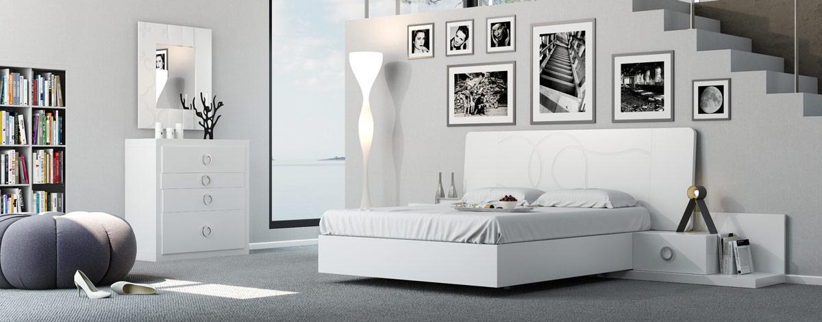 Dormitorio Moderno Muebles Guerra