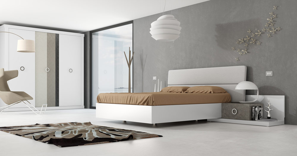 Dormitorio moderno muebles guerra - Muebles dormitorio moderno ...