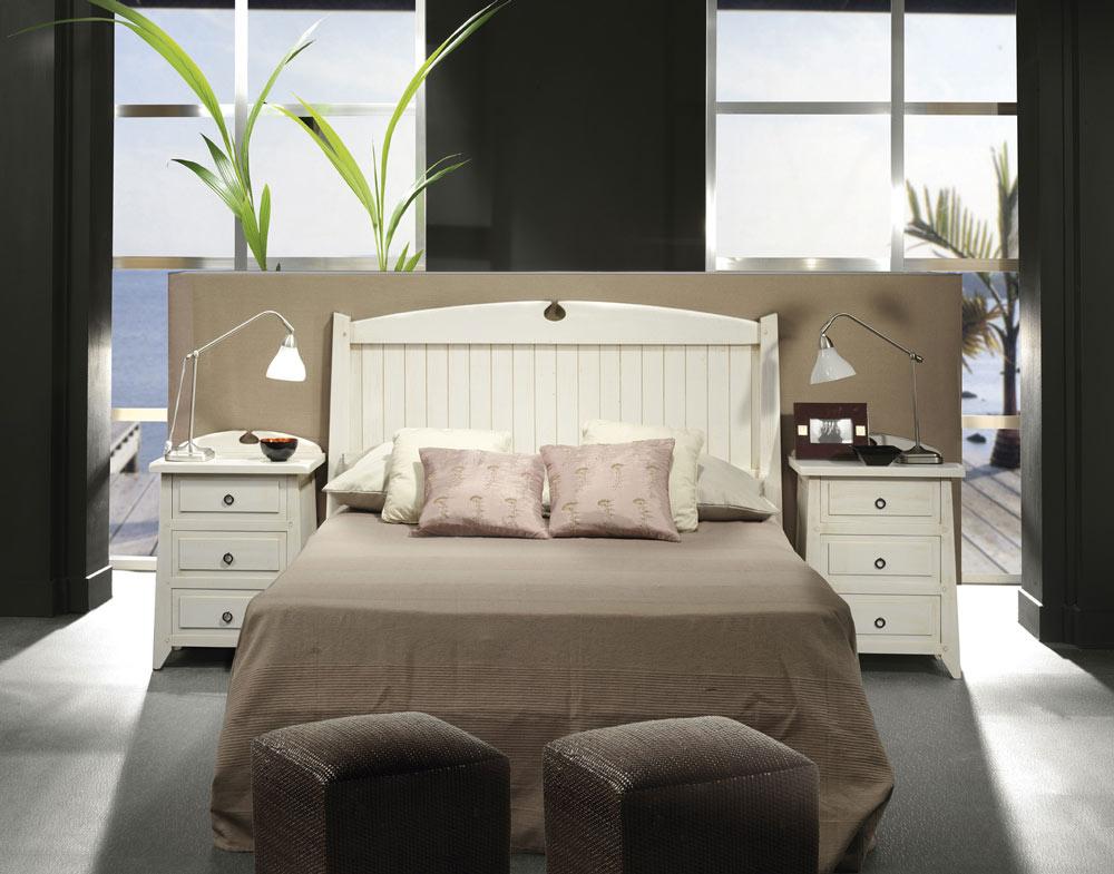 Dormitorio r stico muebles guerra - Dormitorio rustico moderno ...